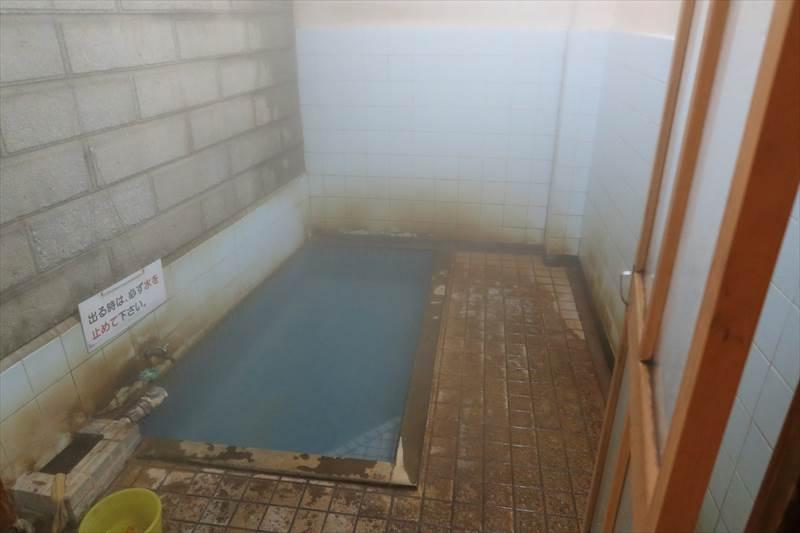 渋温泉 外湯 二番湯 笹の湯
