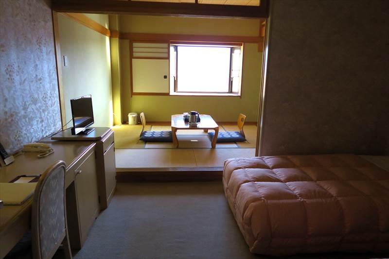 あずまや高原ホテルの客室