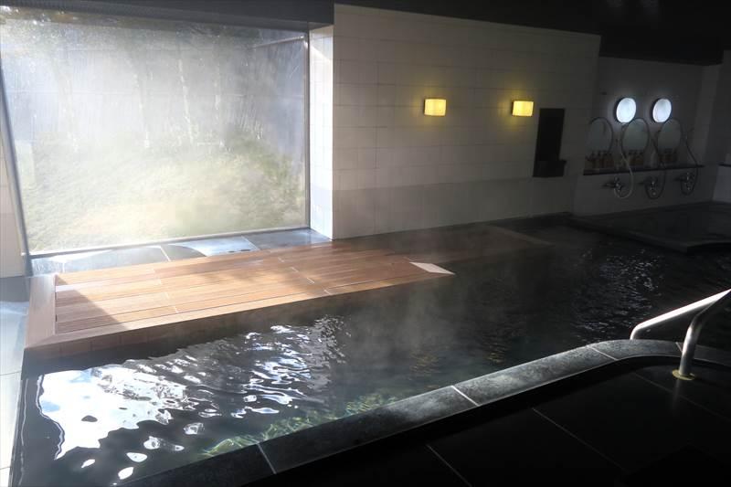 あずまや高原ホテルの内湯