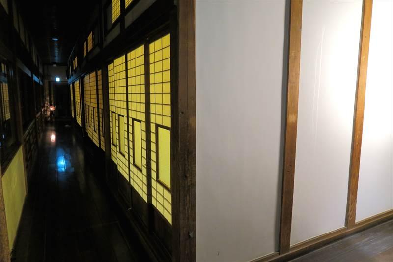 鎌先温泉 時音の宿 湯主 一條 国の登録有形文化財の本館