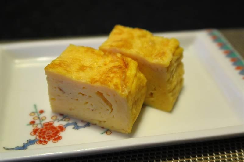 鎌先温泉 時音の宿 湯主 一條の朝食の卵焼き