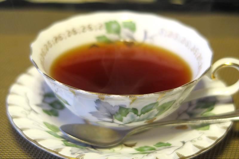 鎌先温泉 時音の宿 湯主 一條の朝食のコーヒー