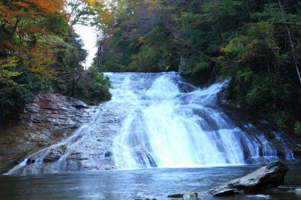 養老渓谷 栗又の滝
