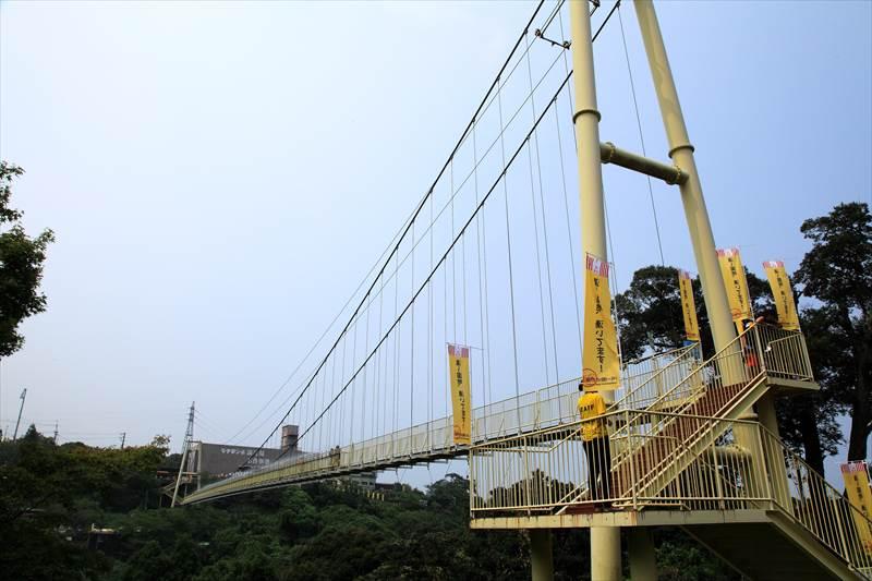 湯~園地 吊橋