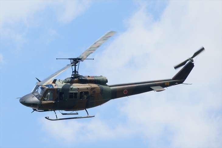 SONY Cyber-shot DSC-RX10M3で撮影したヘリコプター