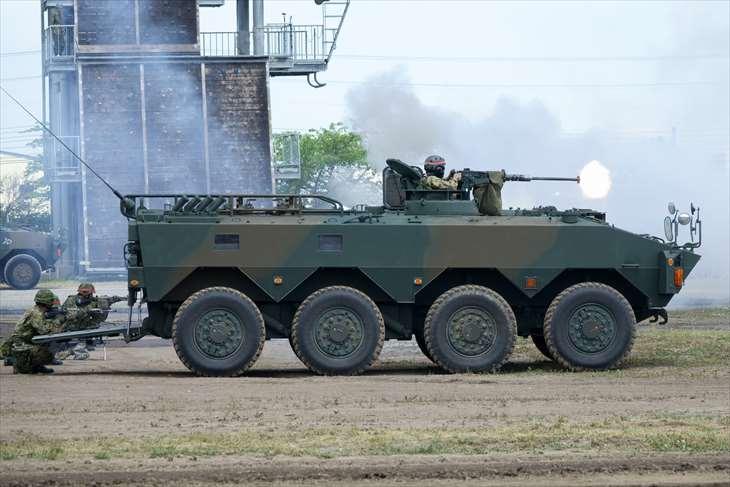 SONY Cyber-shot DSC-RX10M3で撮影した戦車