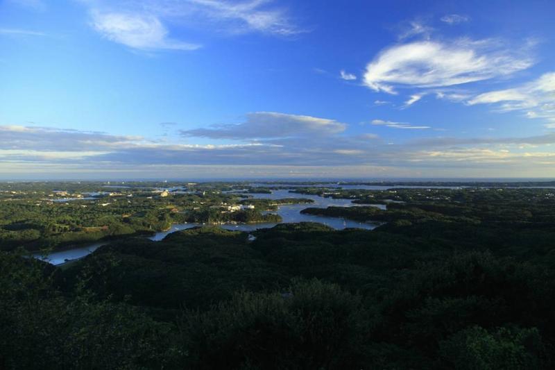 三重県志摩市 英虞湾