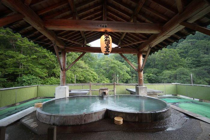 幕川温泉 水戸屋旅館
