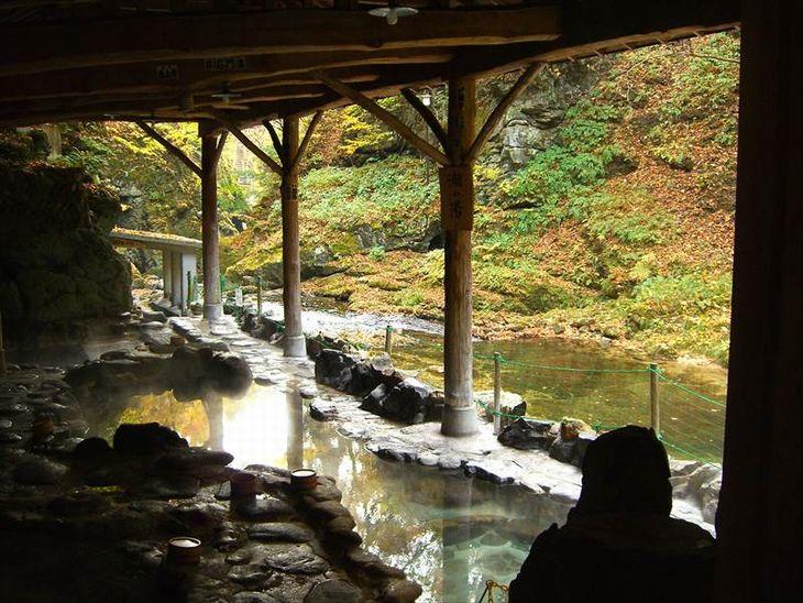 作並温泉の鷹泉閣 岩松旅館