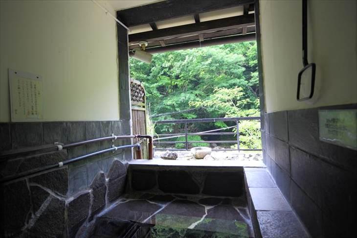 塔ノ沢温泉 一の湯本館