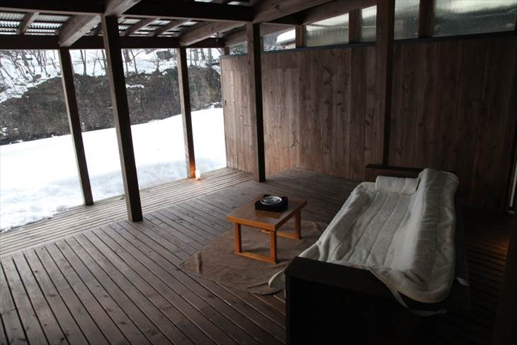 新潟県 鷹の巣温泉 鷹の巣館