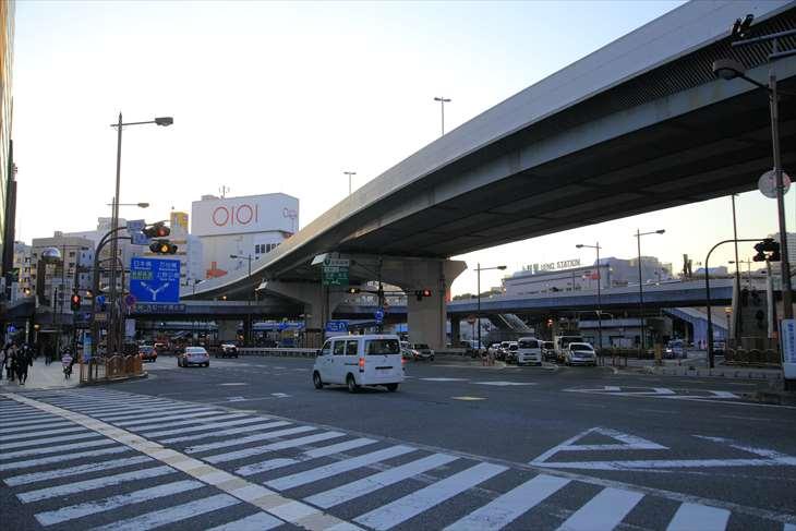 上野駅周辺