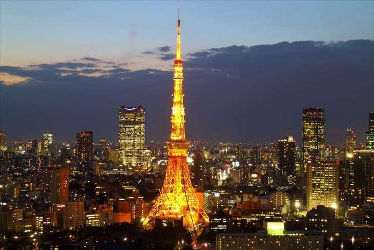 世界貿易センタービル展望台「シーサイド・トップ」