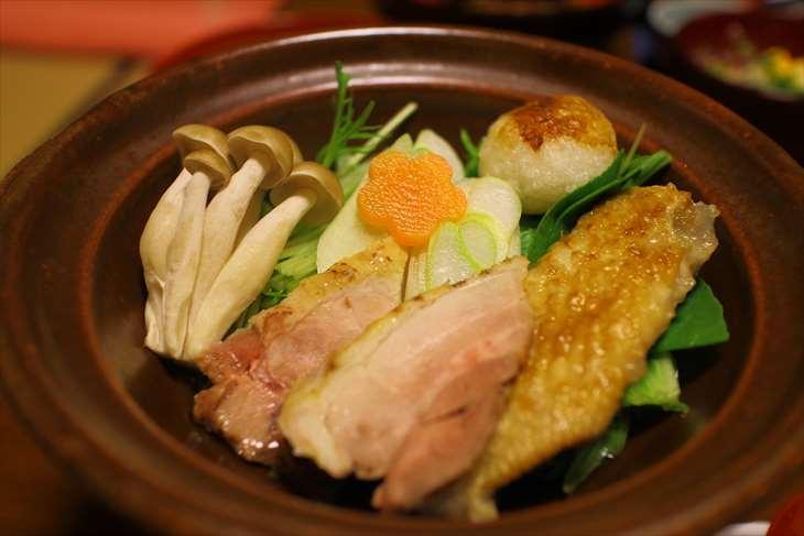 会津東山温泉 向瀧  夕食