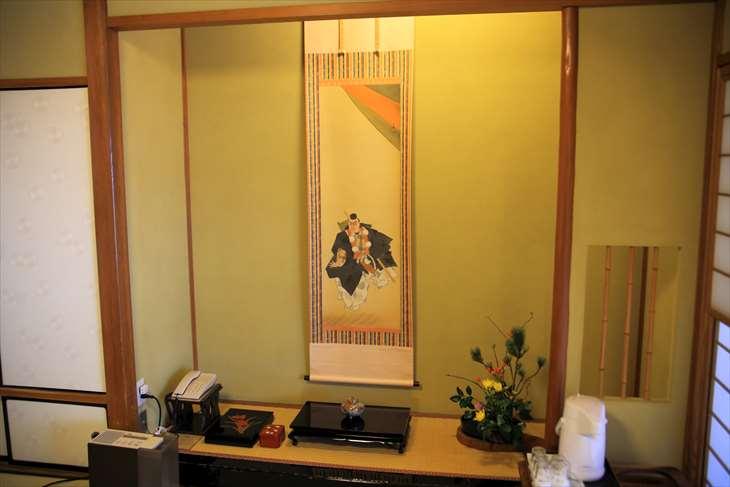 会津東山温泉 向瀧  客室