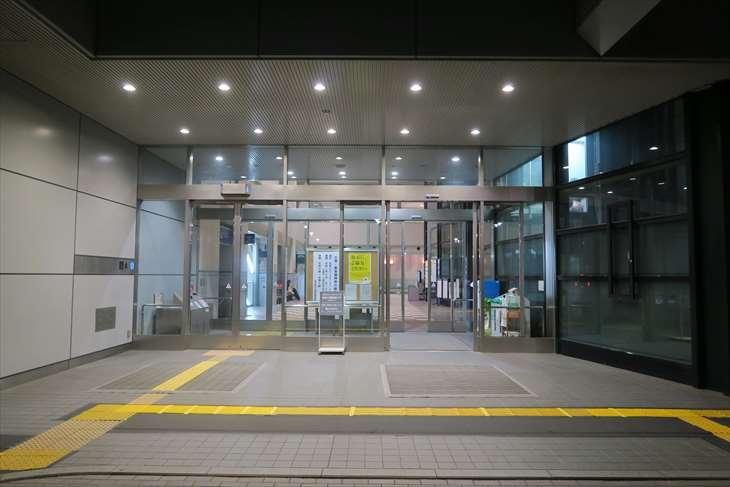 文京区役所 文京シビックセンター展望ラウンジ