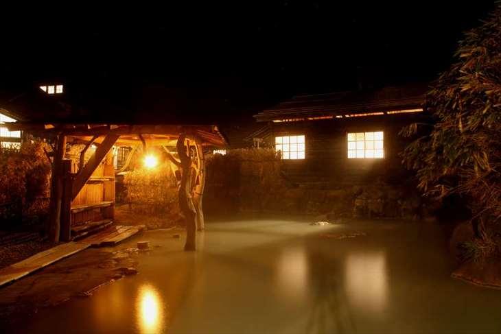 旅行・温泉・混浴 体験談