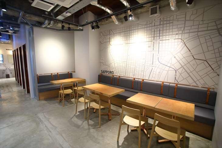 札幌 GOEN フリースペース