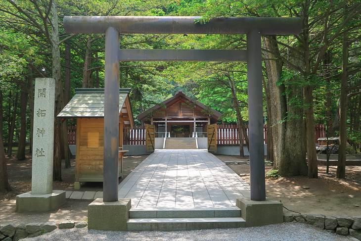 北海道神宮境内末社 開拓神社