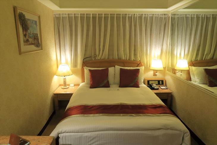 コスモスホテル台北