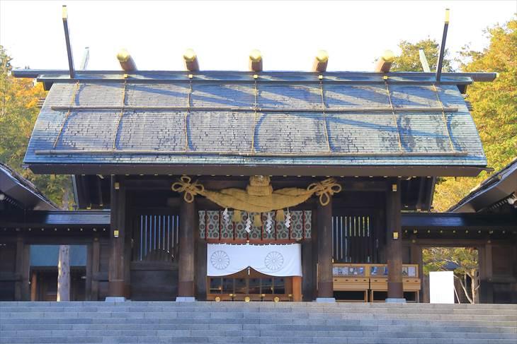 北海道神宮 神門