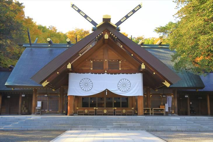 北海道神宮 拝殿