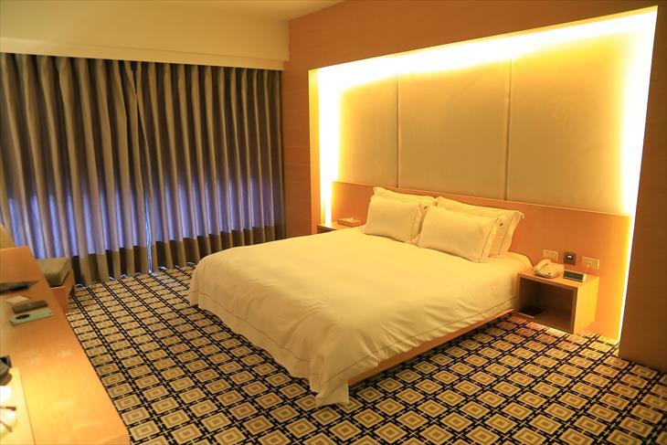 ポーズ ランディス リゾート ウーライの部屋