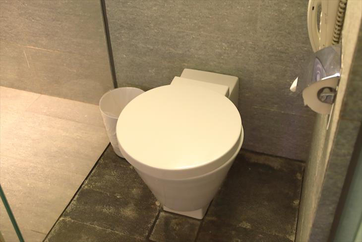 ポーズ ランディス リゾート ウーライの部屋のトイレ