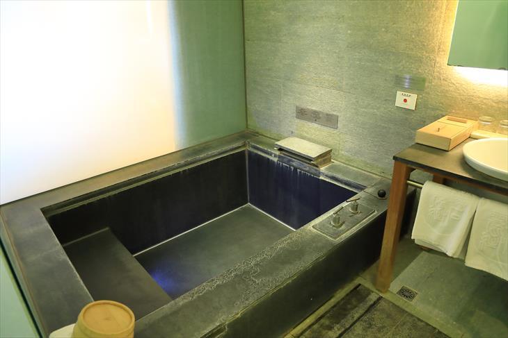 ポーズ ランディス リゾート ウーライのお風呂