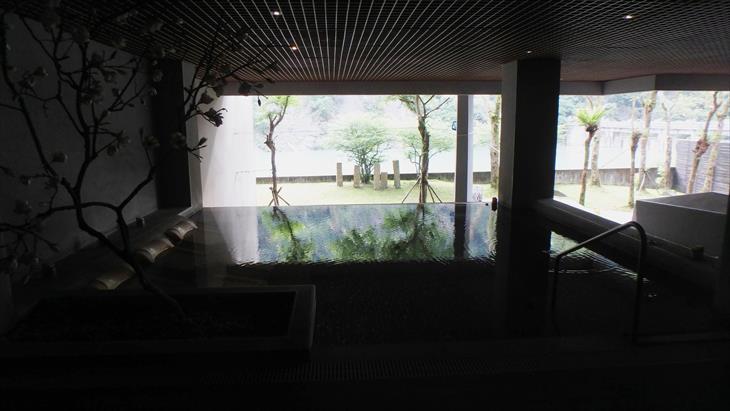ポーズ ランディス リゾート ウーライの温泉