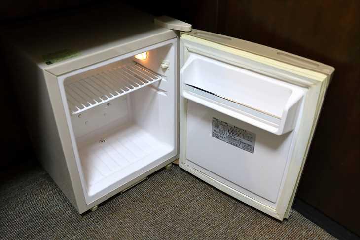 ドーミーイン仙台駅前 冷蔵庫