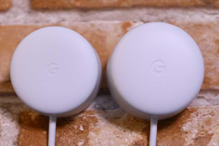 Google Nest MiniとHome MiniのACアダプター