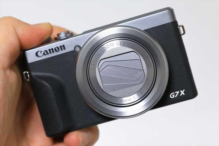 Canon PowerShot G7 X Mark3