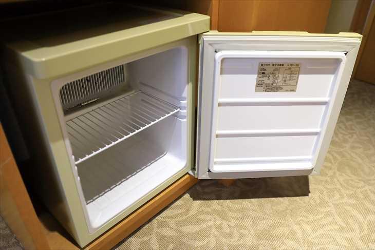 ホテルノルド小樽 冷蔵庫