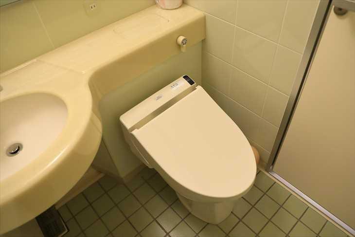 ホテルノルド小樽 トイレ