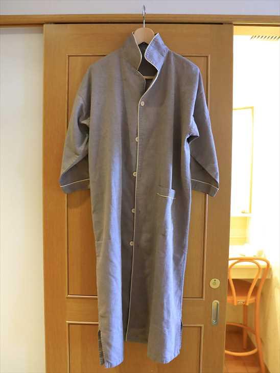 ホテルノルド小樽 パジャマ
