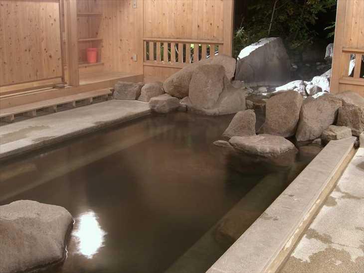 長野県安曇野市 中房温泉