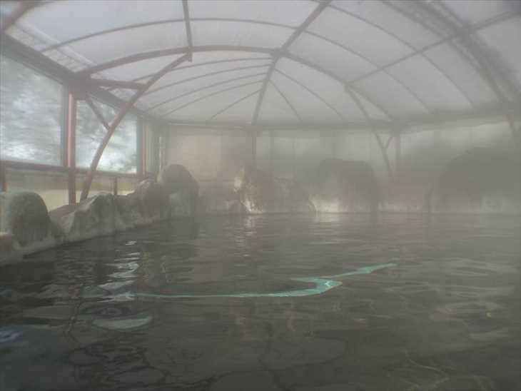 山形県鶴岡市 湯の瀬温泉 湯の瀬旅館