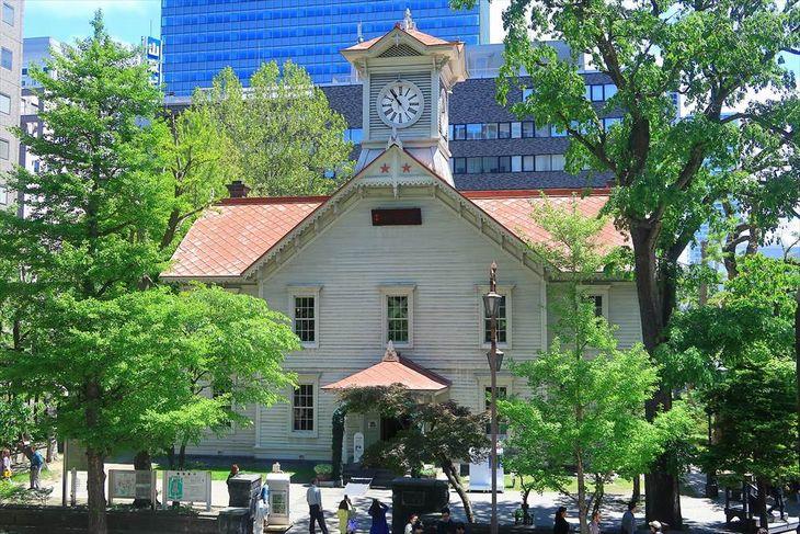 札幌市 時計台