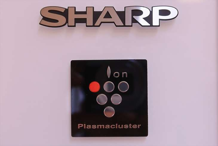 SHARP どっちもドアの350Lの冷蔵庫「SJ-GW35G-W」を購入